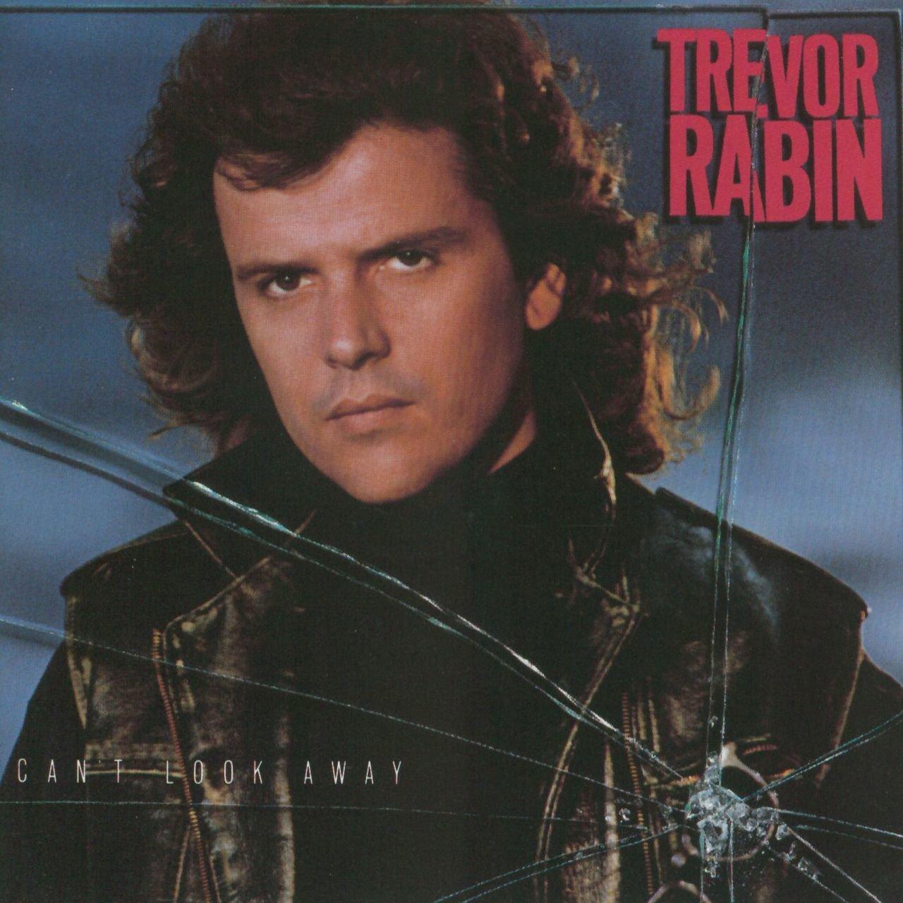 1989 Trevor Rabin - Can't Look Away - Jacek Borawski