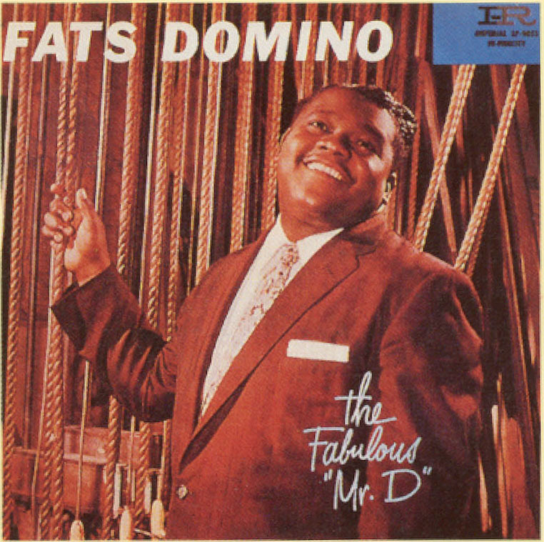 Fats Domino - The Fabulous Mr. D (1958)