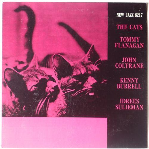 Solacium Home: 1957 Flanagan Coltrane Burrell Sulieman – The Cats
