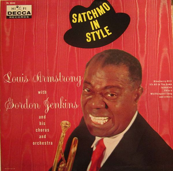 Armstrong Louis - Satchmo in Style