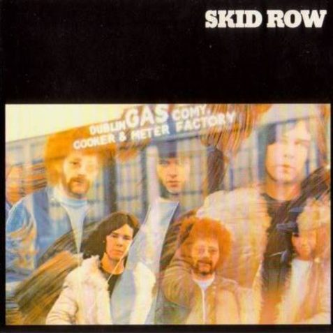 Skid Row - Skid Row [Front]
