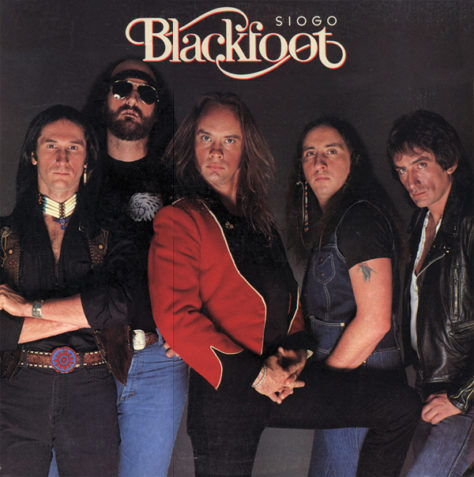 Blackfoot - Siogo, front