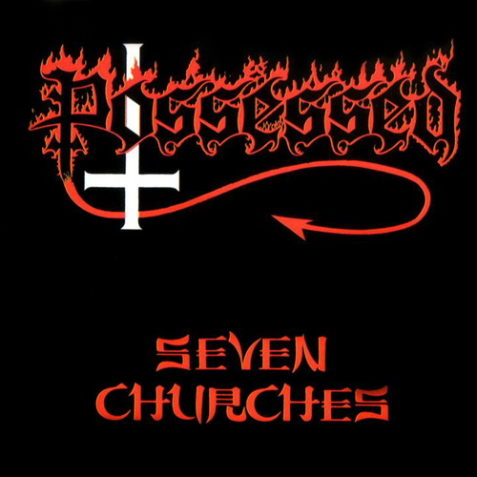 Possessed - Seven Churches_front